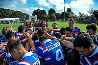 Action from the 2018 Heartland Championship rugby match between Horowhenua Kapiti and King Country at Paraparaumu Domain in Paraparaumu, New Zealand on Saturday, 29 September 2018. Photo: Dave Lintott / lintottphoto.co.nz