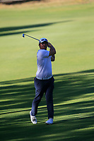 Sam Horsfield (ENG) in action on the 11th during Round 2 of the ISPS Handa World Super 6 Perth at Lake Karrinyup Country Club on the Friday 9th February 2018.<br /> Picture:  Thos Caffrey / www.golffile.ie<br /> <br /> All photo usage must carry mandatory copyright credit (&copy; Golffile   Thos Caffrey)