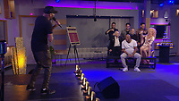 Ginuwine<br /> Celebrity Big Brother 2018 - Day 7<br /> *Editorial Use Only*<br /> CAP/KFS<br /> Image supplied by Capital Pictures
