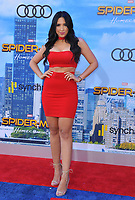 www.acepixs.com<br /> <br /> June 28 2017, LA<br /> <br /> Mariale Marrero arriving at the premiere of Columbia Pictures' 'Spider-Man: Homecoming' at the TCL Chinese Theatre on June 28, 2017 in Hollywood, California.<br /> <br /> By Line: Peter West/ACE Pictures<br /> <br /> <br /> ACE Pictures Inc<br /> Tel: 6467670430<br /> Email: info@acepixs.com<br /> www.acepixs.com