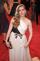 Amy Adams at the 'Schiaparelli And Prada: Impossible Conversations' Costume Institute Gala at the Metropolitan Museum of Art on May 7, 2012 in New York City. © mpi03/MediaPunch Inc.