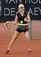 August 8, 2014, Netherlands, Rotterdam, TV Victoria, Tennis, National Junior Championships, NJK,  Fleur Holtkamp (NED)<br /> Photo: Tennisimages/Henk Koster