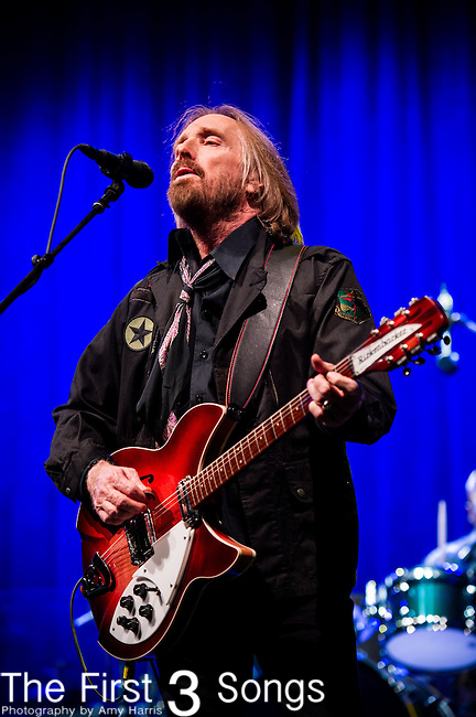 Tom Petty of Tom Petty and the Heartbreakers performs during Day 2 of the 2013 Firefly Music Festival in Dover, Delaware.