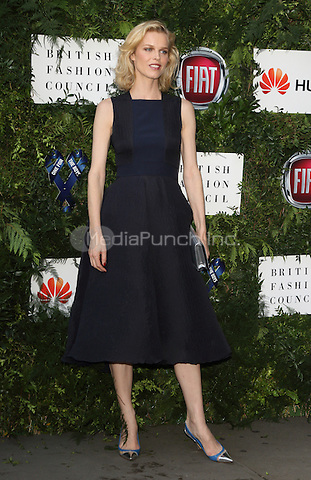 Eva Herzingova at the One For The Boys Charity Ball, Victoria and Albert Museum, London on June 12th 2016<br /> CAP/ROS<br /> &copy;Steve Ross/Capital Pictures /MediaPunch ***NORTH AND SOUTH AMERICAS ONLY***