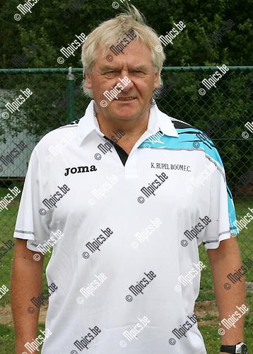2010-07-21 / Seizoen 2010-2011 / Voetbal / K. Rupel Boom / Luc Vinck..Foto: mpics