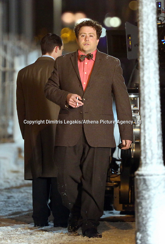 Pictured: Celyn Jones. Tuesday 11 February 2014<br />