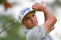 Rickie Fowler (USA) watches his tee shot on 6 during Rd3 of the 2019 BMW Championship, Medinah Golf Club, Chicago, Illinois, USA. 8/17/2019.<br /> Picture Ken Murray / Golffile.ie<br /> <br /> All photo usage must carry mandatory copyright credit (© Golffile   Ken Murray)