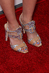 AMY SMART'S SHOES.arrives to the LA Premiere of 'Middle Men,' at the Arclight Hollywood Theatre. Los Angeles, CA, USA. August 5, 2010.