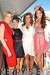 Ladies Day Listowel Races : Pictured at Ladies Day in Listowel ofn Friday last were Georgina hayes, Lorraine Dockery, Eimear Fitzmaurice & Aoife Hannon, Miss Ireland Universe.