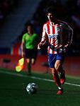 Atletico de Madrid's Joao Felix during La Liga match. Mar 07, 2020. (ALTERPHOTOS/Manu R.B.)