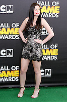 SANTA MONICA, CA, USA - FEBRUARY 15: Dakota Hood at the 4th Annual Cartoon Network Hall Of Game Awards held at Barker Hangar on February 15, 2014 in Santa Monica, California, United States. (Photo by David Acosta/Celebrity Monitor)