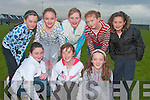 Enjoying the Community Games in Ballybunion on Friday evening were Shauna Breen, Maebh Ferriter, Meadhbh Griffin, Mollie Buckley, Sinead Breen, Jennifer Brosnan, Roisi?n Commins and Orla Holly..   Copyright Kerry's Eye 2008