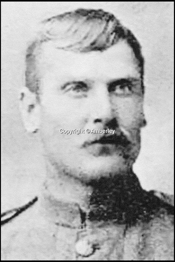 BNPS.co.uk (01202 558833)Pic: Amberley/BNPS<br /> <br /> George Ravenhill.<br /> <br /> The sobering stories of the Victoria Cross heroes whose lives ended in tragedy or disgrace are told in a new book.<br /> <br /> They were the bravest of the brave, earning the highest award for gallantry for acts of unrivalled heroism on the front line.<br /> <br /> But their reputations were tarnished by incidents often out of their control and in some cases they were shunned by society.<br /> <br /> Author Brian Izzard has highlighted the plight of 27 Victoria Cross holders who befell ignominy in later life in his book Glory And Dishonour including one of the heroes of the remarkable rearguard at Rorke's Drift where 150 British soldiers held off 4,000 enemy warriors.