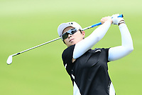 SINGAPORE - MARCH 03: Eun-Hee Ji of South Korea on the 12th fairway during the final round of the HSBC Women's World Championship 2019 at Sentosa Golf Club - Tanjong Course, Singapore on March 03, 2019.<br /> .<br /> .<br /> .<br /> (Photo by: Naratip Golf Srisupab/SEALs Sports Images)<br /> .<br /> Any image use must include a mandatory credit line adjacent to the content which should read: Naratip Golf Srisupab/SEALs Sports Images