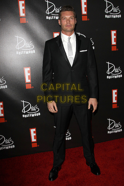 RYAN SEACREAST.E! Oscar Viewing And After Party held At Drai's at The W Hotel, Hollywood, California, USA..March 7th, 2010.full length black suit .CAP/ADM/KB.©Kevan Brooks/AdMedia/Capital Pictures.