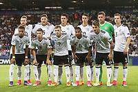 Cracovia (Polonia) 30-06-2017 Calciofinale Europeo Under 21 Polonia 2017 / Germania - Spagna / foto NewsPix/Image Sport/Insidefoto<br /> nella foto: formazione Germania<br /> ITALY ONLY