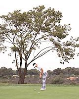 23 JAN 13  Japanese wonder boy Ryo Ishikawa during The Farmers Insurance Open at Torrey Pines Golf Course in La Jolla, California. (photo:  kenneth e.dennis / kendennisphoto.com)