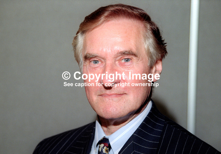 Derek Foster, MP, Labour Party, UK, October, 1997, 199710032<br /> <br /> Copyright Image from Victor Patterson, 54 Dorchester Park, Belfast, UK, BT9 6RJ<br /> <br /> t: +44 28 9066 1296<br /> m: +44 7802 353836<br /> vm +44 20 8816 7153<br /> <br /> e1: victorpatterson@me.com<br /> e2: victorpatterson@gmail.com<br /> <br /> www.victorpatterson.com<br /> <br /> IMPORTANT: Please see my Terms and Conditions of Use at www.victorpatterson.com
