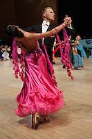 0801241432c UK Open dance competition. International Centre,  Bournemouth, United Kingdom. Thursday, 24. January 2008. ATTILA VOLGYI