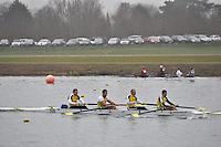 010 Folkestone SEN.4+..Marlow Regatta Committee Thames Valley Trial Head. 1900m at Dorney Lake/Eton College Rowing Centre, Dorney, Buckinghamshire. Sunday 29 January 2012. Run over three divisions.