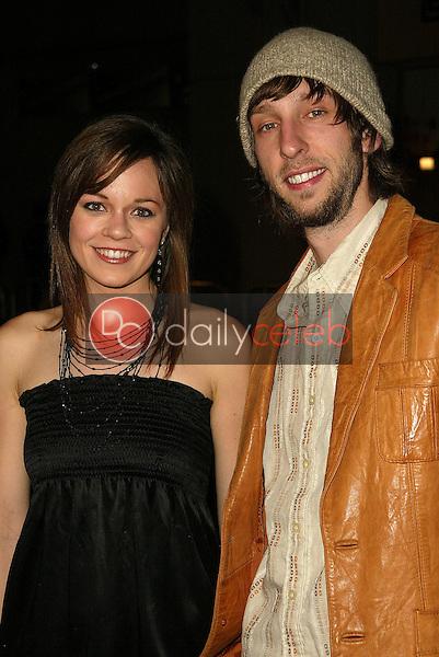 Rachel Boston and Joel Moore