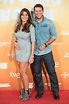 "Silvia Casa y Manu Tenorio attends to the premiere of the spanish film ""Mi Gran Noche"" at Kinepolis Cinema in Madrid, October 20, 2015.<br /> (ALTERPHOTOS/BorjaB.Hojas)"