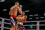 Emre Cukur (GER) vs. Davide Faraci (ITA) - Super middleweight ; Boxen: ECB ECBOXING am 09.02.2020 in Goeppingen (EWS Arena), Baden-Wuerttemberg, Deutschland.<br /> <br /> Foto © PIX-Sportfotos *** Foto ist honorarpflichtig! *** Auf Anfrage in hoeherer Qualitaet/Aufloesung. Belegexemplar erbeten. Veroeffentlichung ausschliesslich fuer journalistisch-publizistische Zwecke. For editorial use only.
