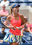 Angelique Kerber (GER) defeated Roberta Vinci (ITA) 7-5, 6-0