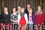 Pictured at the 14th Annual Charity Ceili in aid of Adi Roche Chernobyl Childrens International at the Devon Inn Hotel, Templeglantine on Friday night were L-R : Mary Fitzgerald, Ardfert, Nora and Tom McCoy, Sheila O'Sullivan, Castlemahon, Moss Murphy, Templeglantine, Noreen Barrett, Monagea and Helen Murphy, Templeglantine.