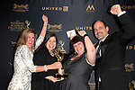 LOS ANGELES - APR 29: Winner, Peter Rabbit at The 43rd Daytime Creative Arts Emmy Awards, Westin Bonaventure Hotel on April 29, 2016 in Los Angeles, CA