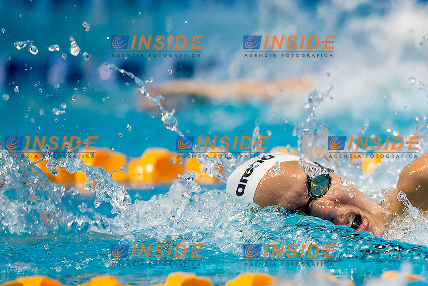 KESELY Ajna HUN<br /> 400m Freestyle Women Heats<br /> LEN 44th   European Junior Swimming Championships<br /> Netanya, Israel <br /> Day02 29-06-2017<br /> Photo Andrea Masini/Deepbluemedia/Insidefoto