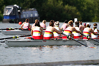 Race: 199 C8 Quarter-Final - Tideway Sc Sch  vs Kingston RC<br /> <br /> Henley Women's Regatta 2017<br /> <br /> To purchase this photo, or to see pricing information for Prints and Downloads, click the blue 'Add to Cart' button at the top-right of the page.