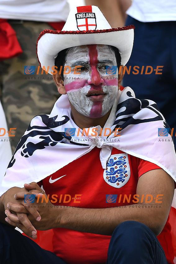 Tifosi Inghilterra England Supporters <br /> Marseille 11-06-2016 Stade Velodrome football Euro2016 England - Russia  / Inghilterra - Russia Group Stage Group B. Foto Massimo Insabato / Insidefoto