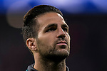 Cesc Fabregas of Chelsea FC prior to the UEFA Champions League 2017-18 match between Atletico de Madrid and Chelsea FC at the Wanda Metropolitano on 27 September 2017, in Madrid, Spain. Photo by Diego Gonzalez / Power Sport Images