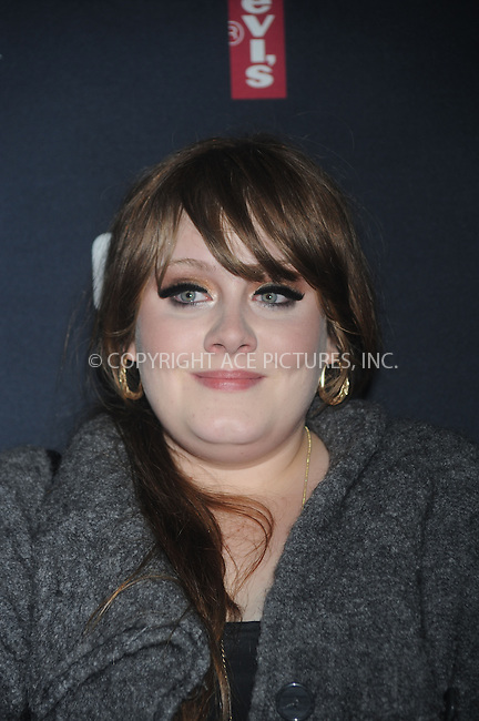 WWW.ACEPIXS.COM . . . . . ....November 14 2008, New York City....Singer Adele attends the 15th Annual OUT 100 Awards at Gotham Hall on November 14, 2008 in New York City.....Please byline: KRISTIN CALLAHAN - ACEPIXS.COM.. . . . . . ..Ace Pictures, Inc:  ..(646) 769 0430..e-mail: info@acepixs.com..web: http://www.acepixs.com