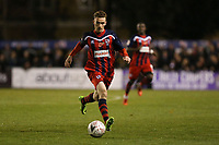 Jack Connors of Hampton & Richmond Borough during Hampton & Richmond Borough vs Oldham Athletic, Emirates FA Cup Football at the Beveree Stadium on 12th November 2018