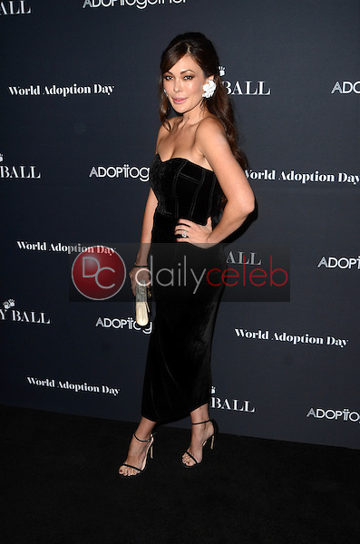 Lindsay Price<br /> at the Annual Baby Ball in honor of World Adoption Day, NeueHouse, Hollywood, CA 11-11-16<br /> David Edwards/DailyCeleb.com 818-249-4998