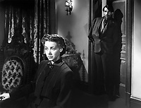 None Shall Escape (1944)<br /> Trevor Bardette and Marsha Hunt<br /> *Filmstill - Editorial Use Only*<br /> CAP/MFS<br /> Image supplied by Capital Pictures