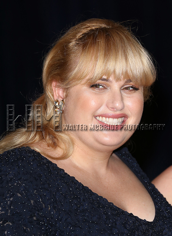 Rebel Wilson  attending the  2013 White House Correspondents' Association Dinner at the Washington Hilton Hotel in Washington, DC on 4/27/2013