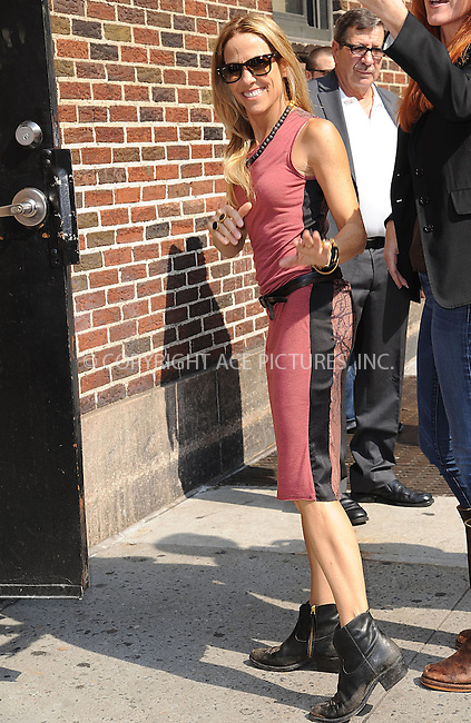WWW.ACEPIXS.COM . . . . . <br /> September 10, 2013 New York City<br /> <br /> Sheryl Crow arrives to tape an appearance on the Late Show with David Letterman on September 10, 2013  in New York City.<br /> <br /> Please byline: Kristin Callahan  <br /> <br /> ACEPIXS.COM<br /> Ace Pictures, Inc: ..tel: (212) 243 8787 or (646) 769 0430..e-mail: info@acepixs.com..web: http://www.acepixs.com