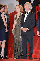 """Nicole Kidman and Philip Kafman attending the """"Hemingway and Gellhorn"""" Premiere during the 65th annual International Cannes Film Festival in Cannes, France, 25.05.2012...Credit: Timm/face to face /MediaPunch Inc. ***FOR USA ONLY***"""