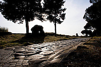 The Ancient Appia. Un tratto della Via Appia Antica