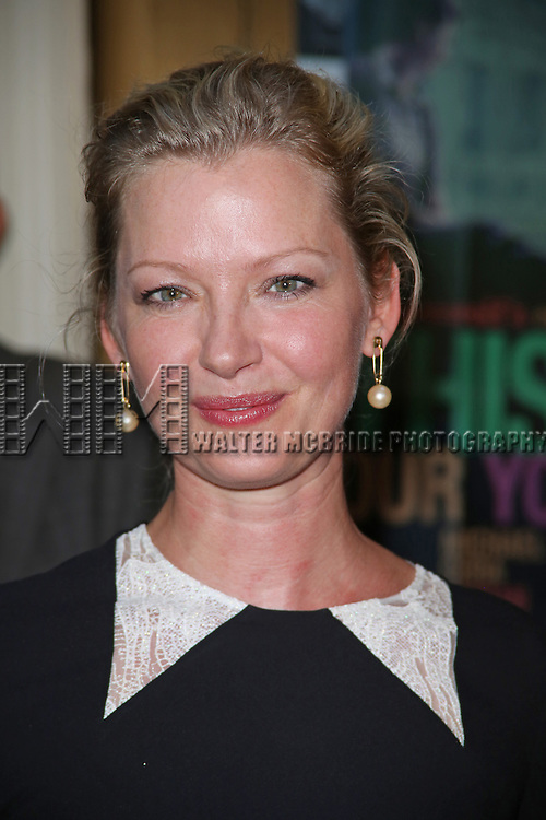 Gretchen Mol attends the Broadway Opening Night Performance of 'This Is Our Youth' at the Cort Theatre on September 11, 2014 in New York City.