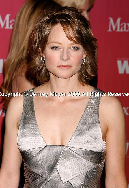 CENTURY CITY, CA. - June 12: Jodie Foster  arrives at Women In Film's 2009 Crystal + Lucy Awards held at the Hyatt Regency Century Plaza on June 12, 2009 in Century City, California.