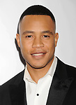 PASADENA, CA - FEBRUARY 11: Actor Trai Byers arrives at the 48th NAACP Image Awards at Pasadena Civic Auditorium on February 11, 2017 in Pasadena, California.