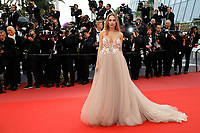 "Kimberley Garner at the ""Burning"" premiere during the 71st Cannes Film Festival at the Palais des Festivals on May 16, 2018 in Cannes, France. Credit: John Rasimus / Media Punch ***FRANCE, SWEDEN, NORWAY, DENARK, FINLAND, USA, CZECH REPUBLIC, SOUTH AMERICA ONLY***"