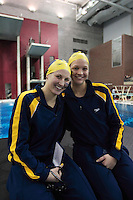 Snow day Feb. 20th, 20082008 Women's Big Ten Swimming and Diving Championships, held as the Ohio State University's McCorkle Aquatic Center. Feb. 21st-23rd, 2008. ..