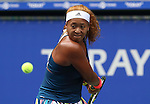 Naomi Osaka (JPN), September 21, 2016 - Tennis : Naomi Osaka of Japan in action during the second round of WTA Toray PPO tennis at Ariake colosseum Tokyo Japan on 21 Sep 2016. (Photo by Motoo Naka/AFLO)