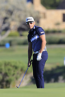 Rafa Cabrera-Bello (ESP) at the 6th green at Pebble Beach course during Friday's Round 2 of the 2018 AT&amp;T Pebble Beach Pro-Am, held over 3 courses Pebble Beach, Spyglass Hill and Monterey, California, USA. 9th February 2018.<br /> Picture: Eoin Clarke | Golffile<br /> <br /> <br /> All photos usage must carry mandatory copyright credit (&copy; Golffile | Eoin Clarke)