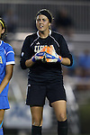 06 September 2013: UCLA's Katelyn Rowland. The University of North Carolina Tar Heels played the University of California Los Angeles Bruins at Koskinen Stadium in Durham, NC in a 2013 NCAA Division I Women's Soccer match. UNC won the game 1-0.